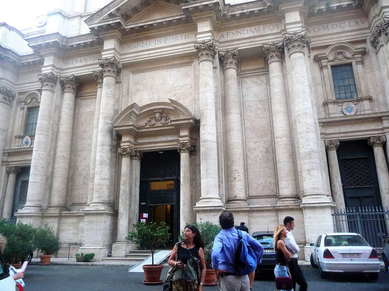 Chiesa S. Maria in Campitelli (6)