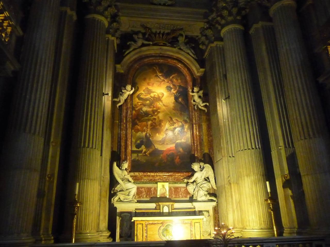 Chiesa S. Maria in Campitelli (4)