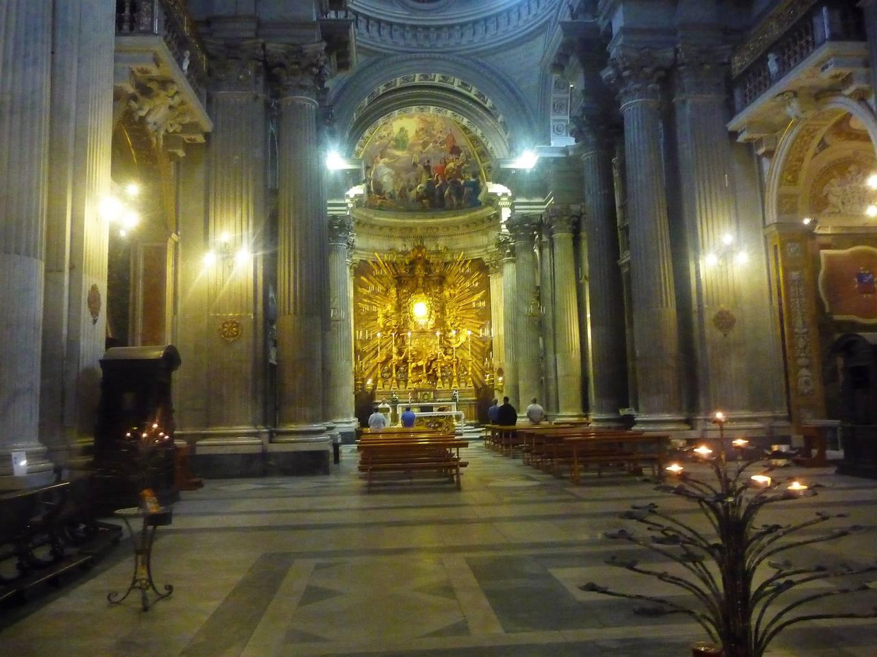 Chiesa S. Maria in Campitelli (12)