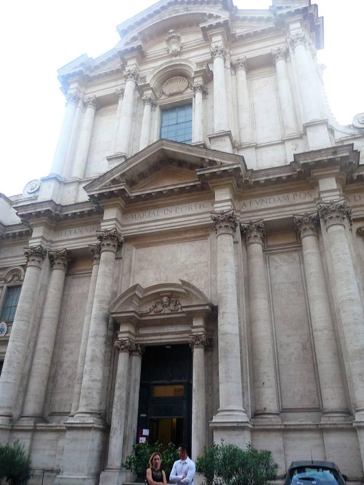Chiesa S. Maria in Campitelli (5)