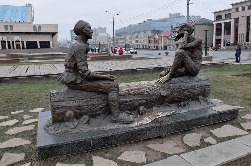 Город Казань. Что посмотреть