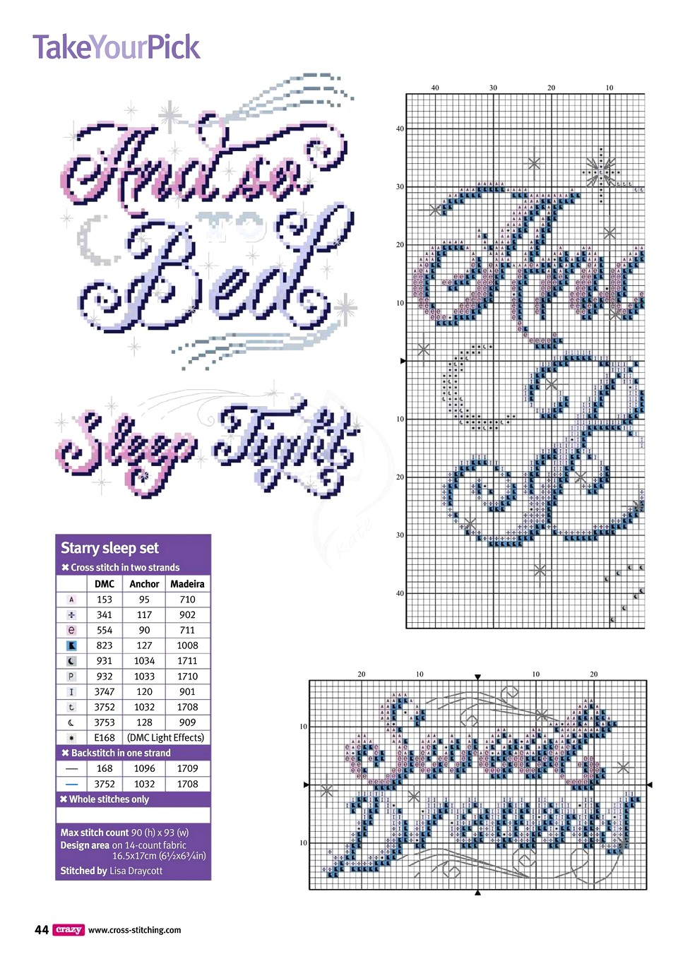 BROOCH 1~counted cross stitch pattern #1033~Fine Art Abstract Chart