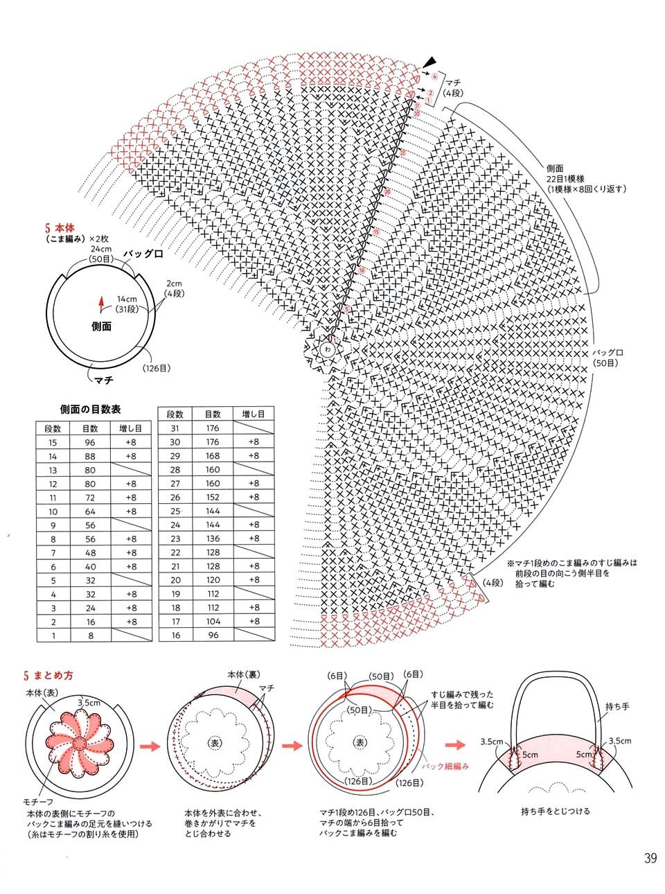 708 AO Spiral Knit 18-40