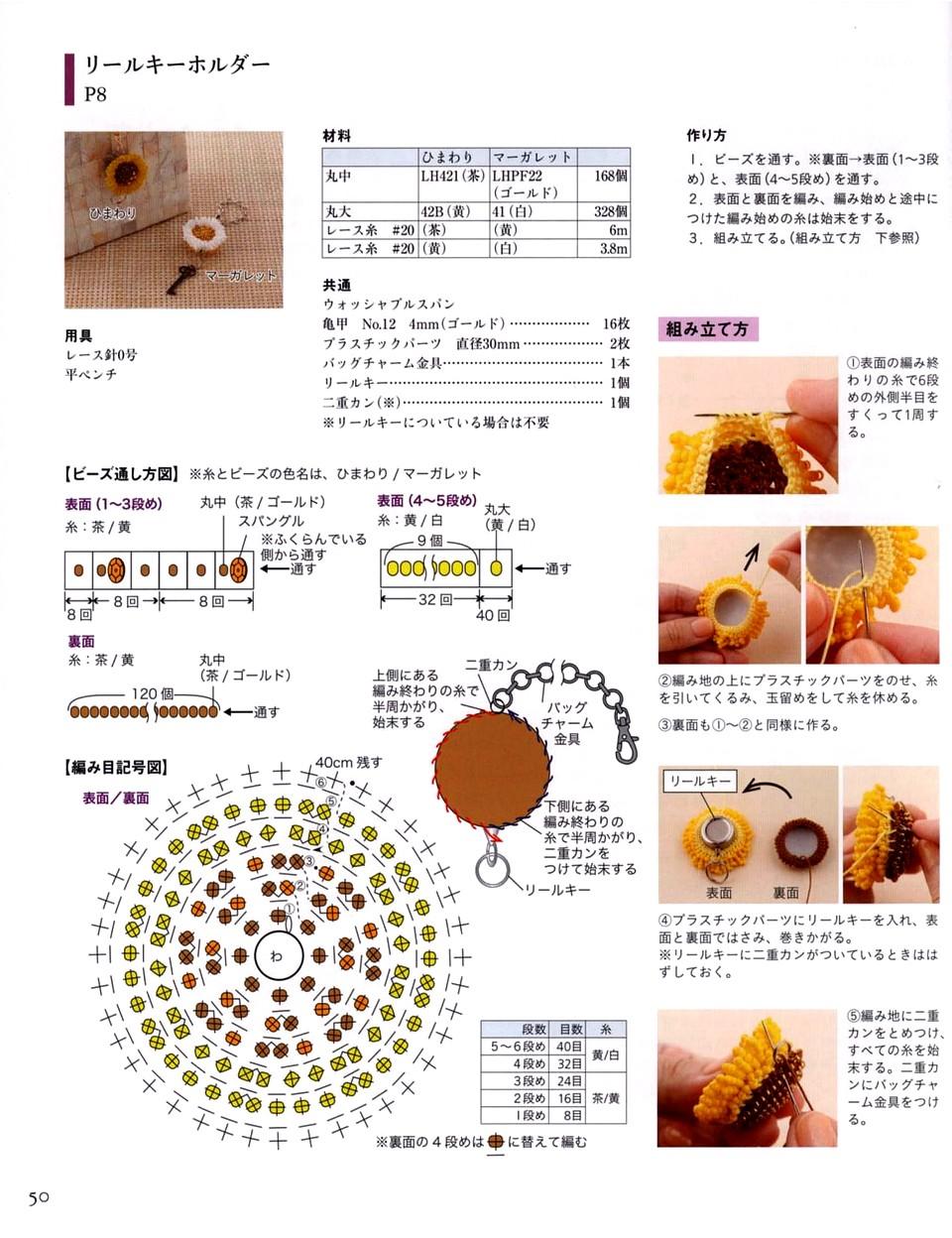 717 Beads Crochet 17-51