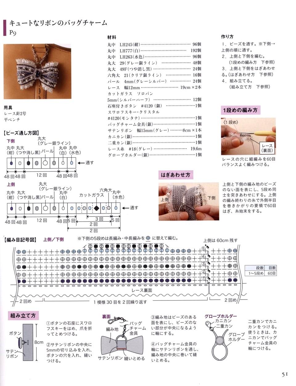 717 Beads Crochet 17-52