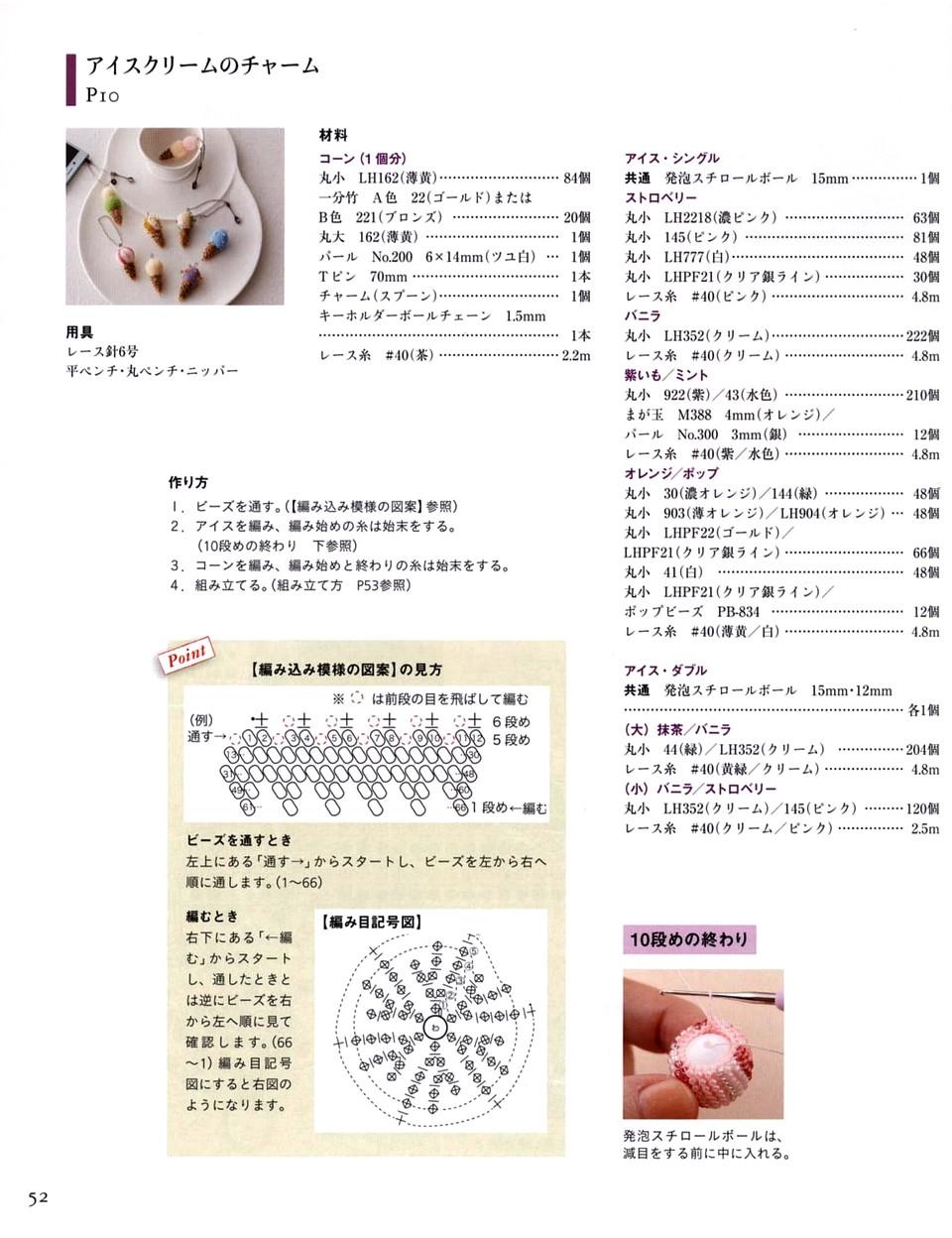 717 Beads Crochet 17-53