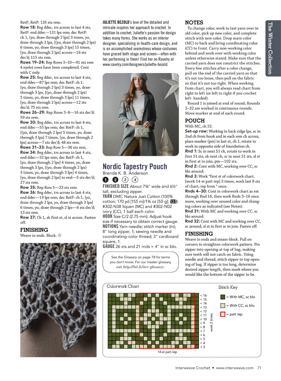Interweave Crochet Winter 2019-72