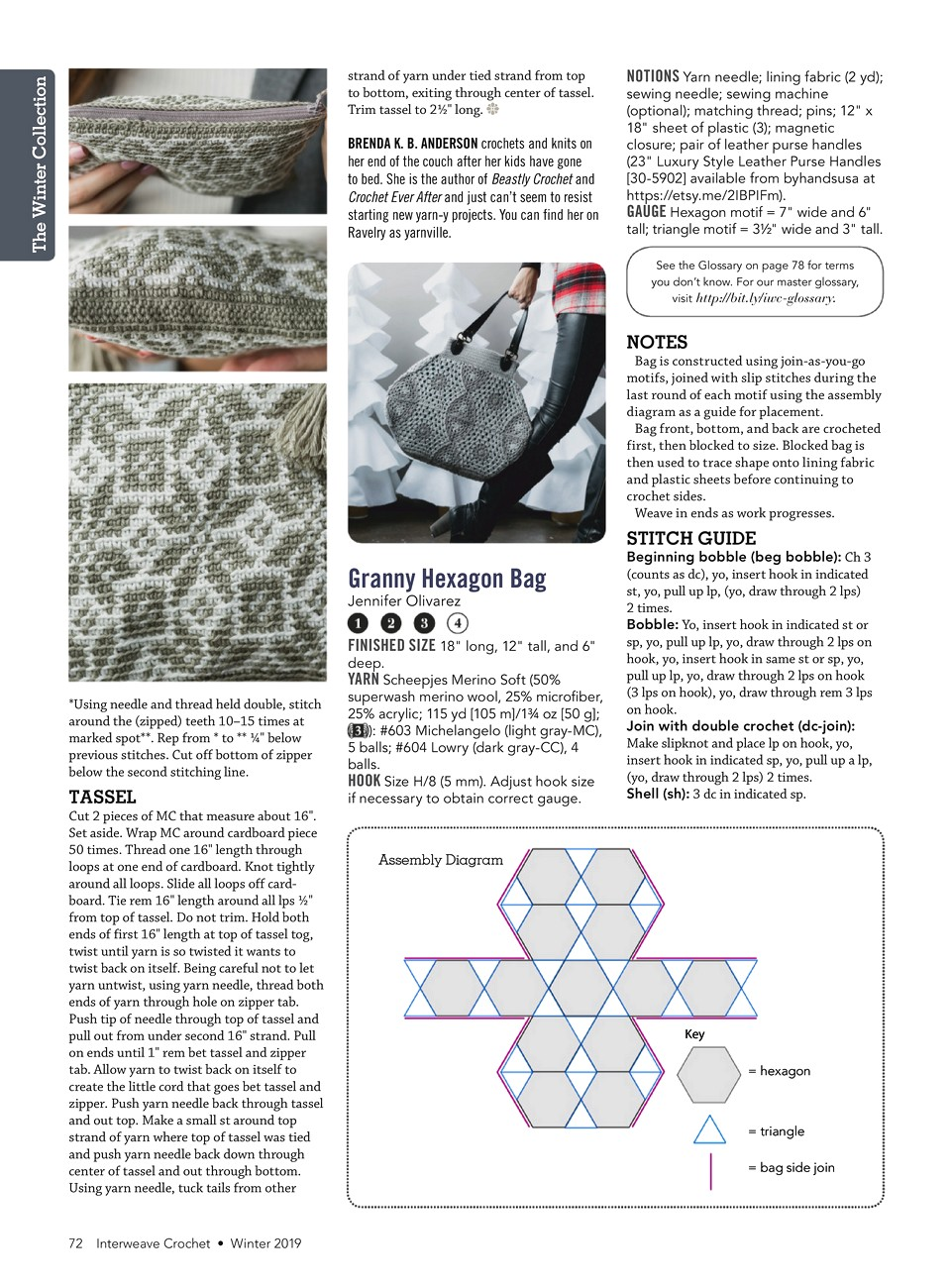 Interweave Crochet Winter 2019-73