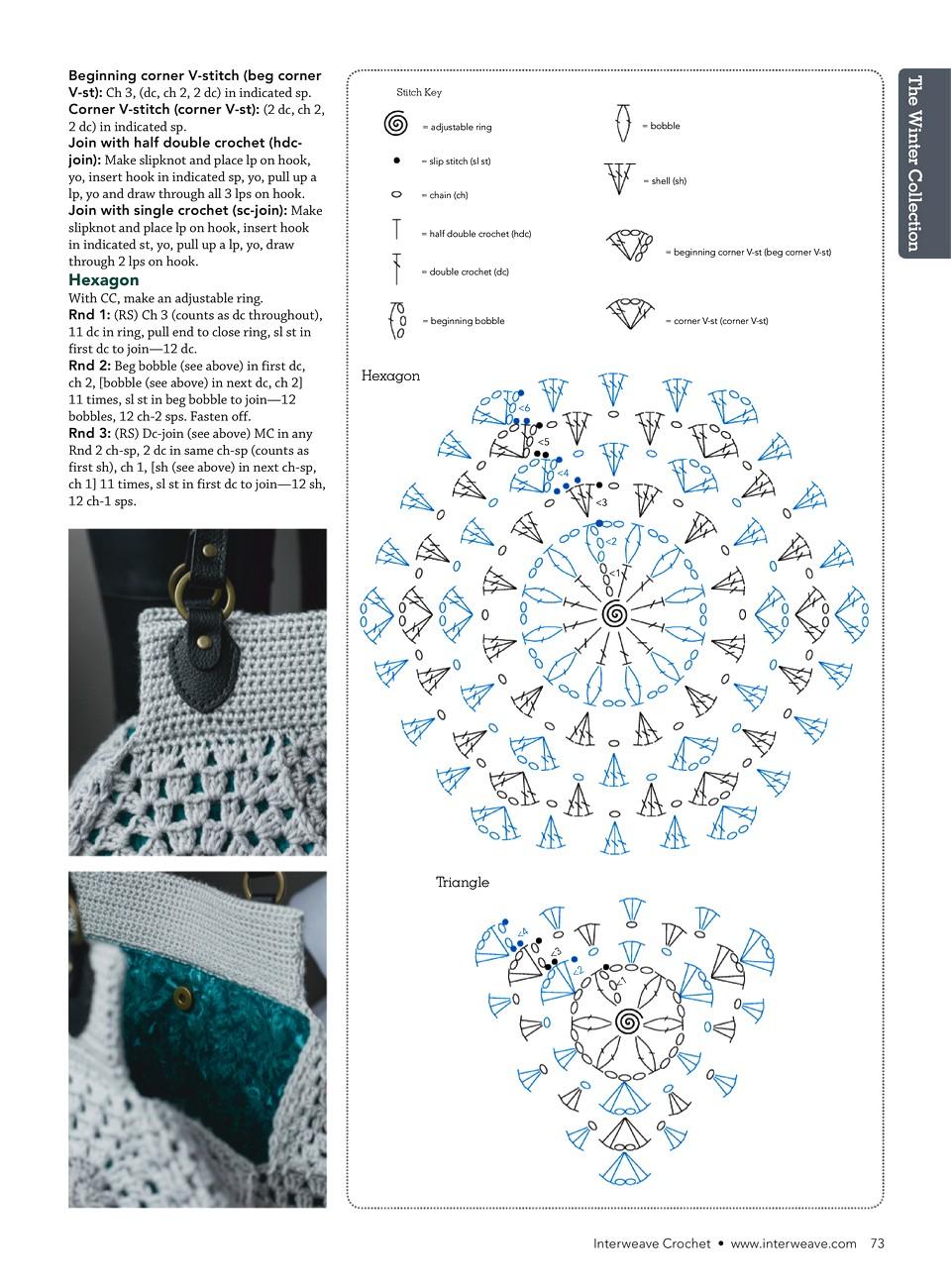 Interweave Crochet Winter 2019-74