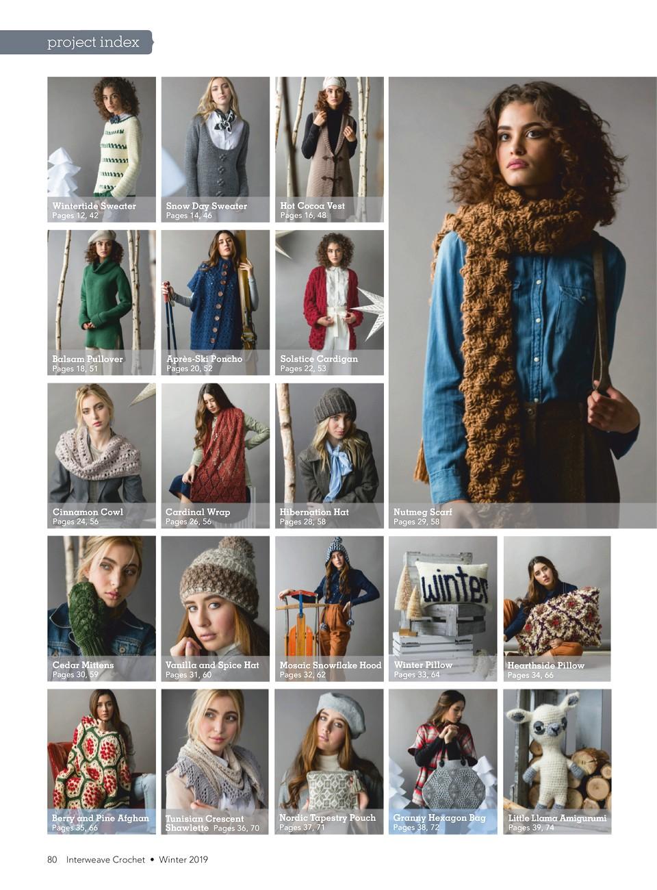 Interweave Crochet Winter 2019-81