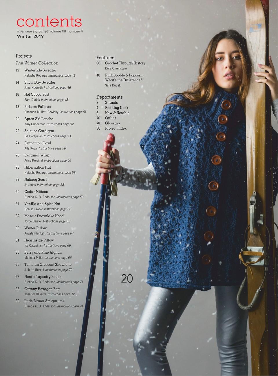 Interweave Crochet Winter 2019-02