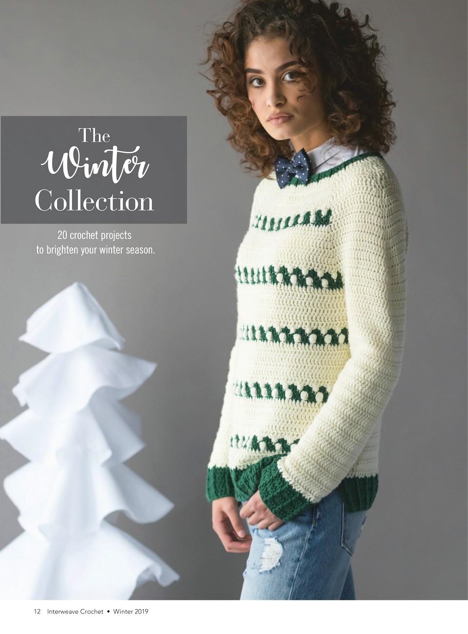 Interweave Crochet Winter 2019-13