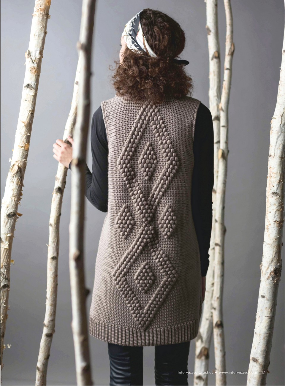 Interweave Crochet Winter 2019-18