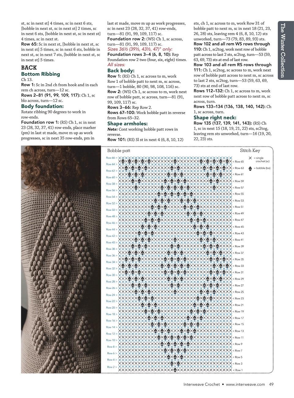 Interweave Crochet Winter 2019-50