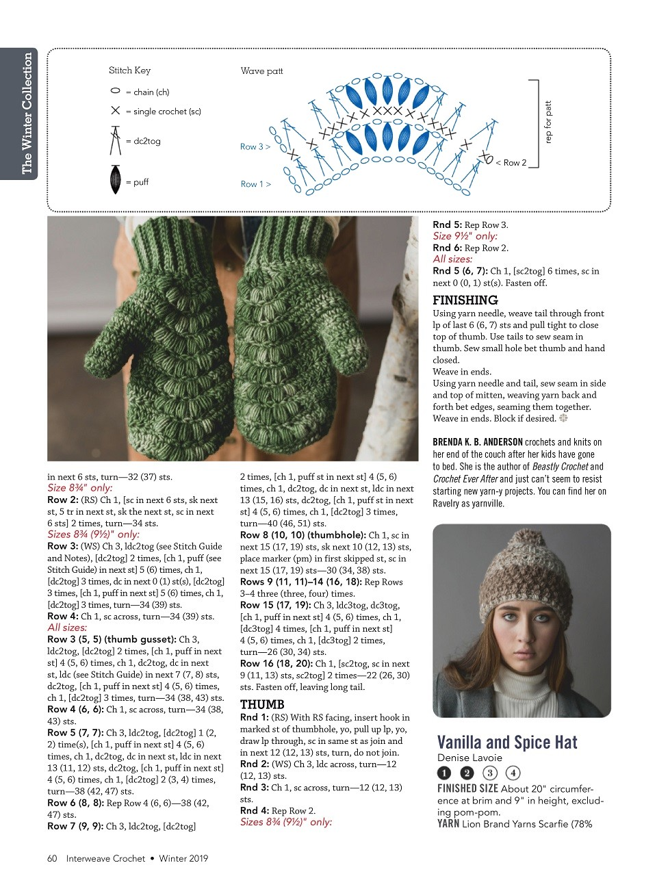 Interweave Crochet Winter 2019-61