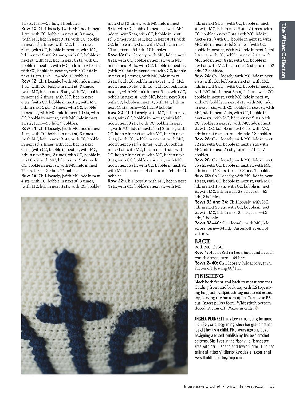 Interweave Crochet Winter 2019-66