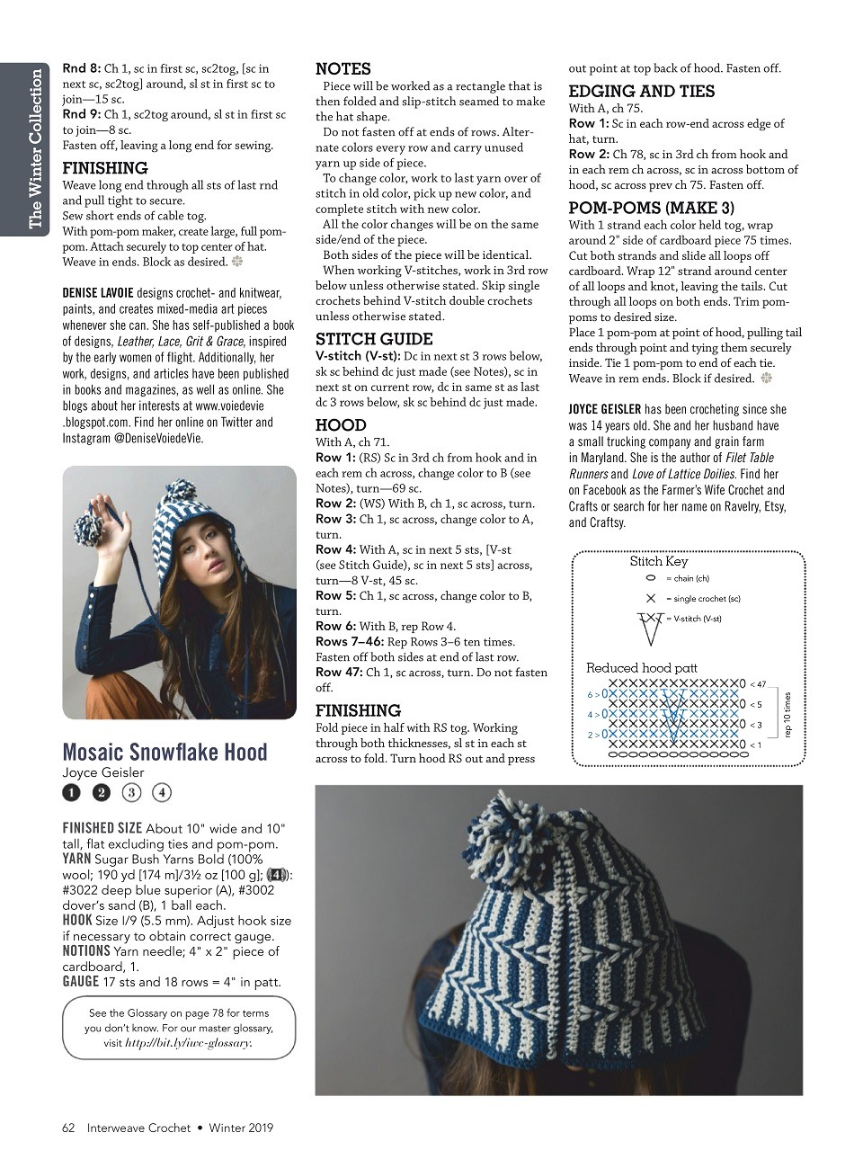 Interweave Crochet Winter 2019-63