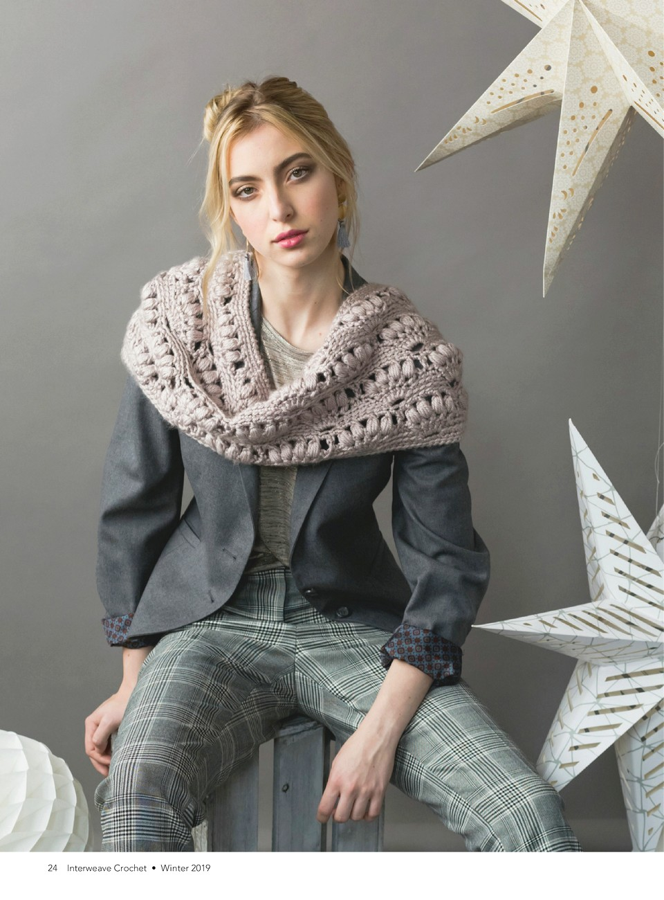 Interweave Crochet Winter 2019-25