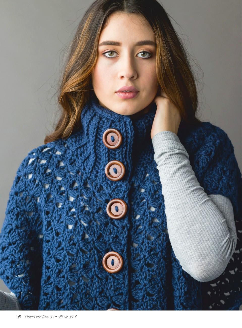Interweave Crochet Winter 2019-21