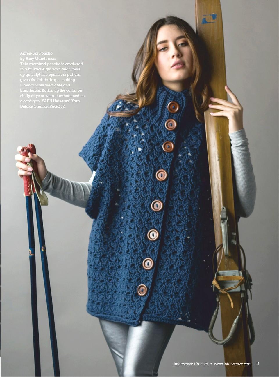 Interweave Crochet Winter 2019-22