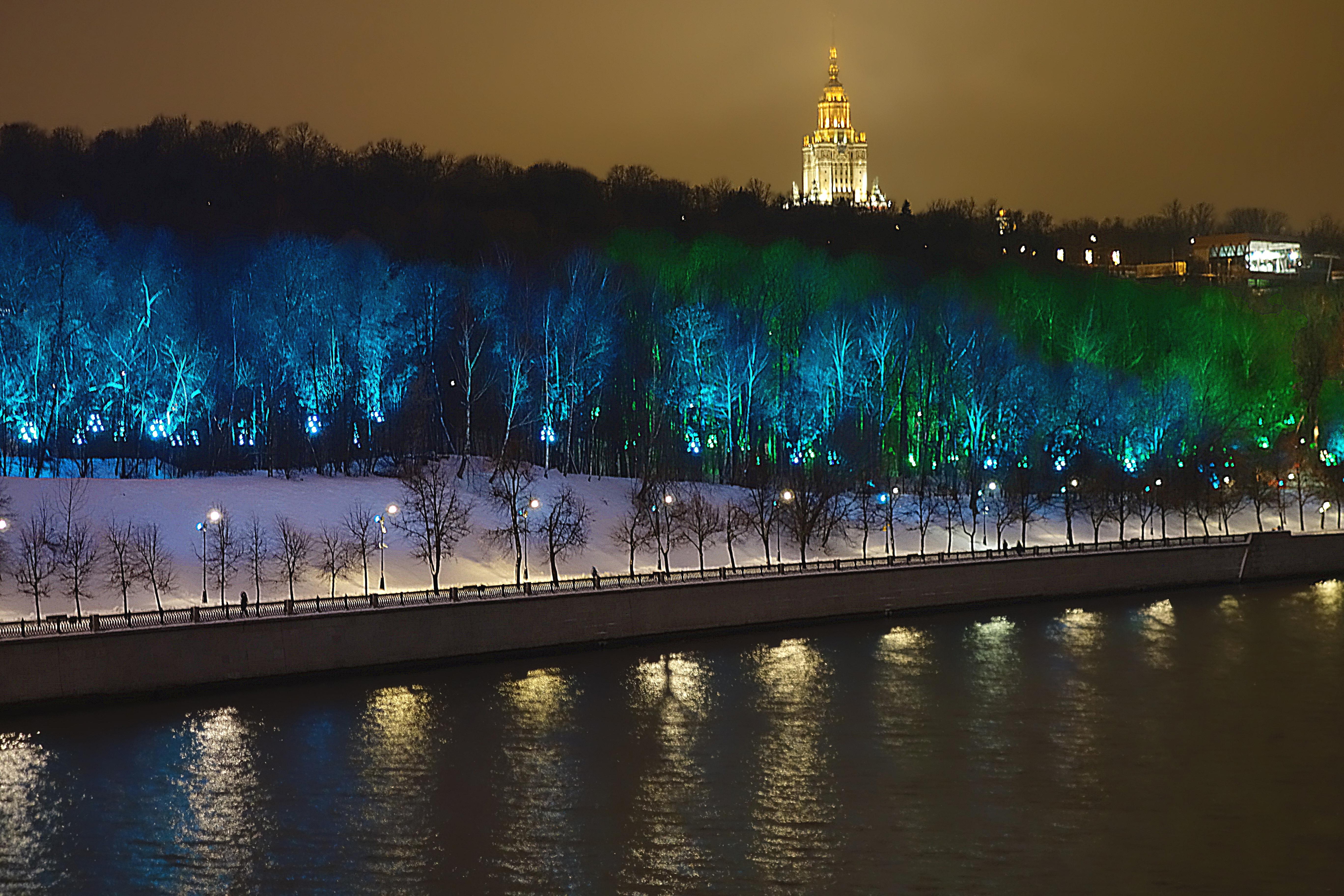 состоит воробьевы горы москва река фото создать