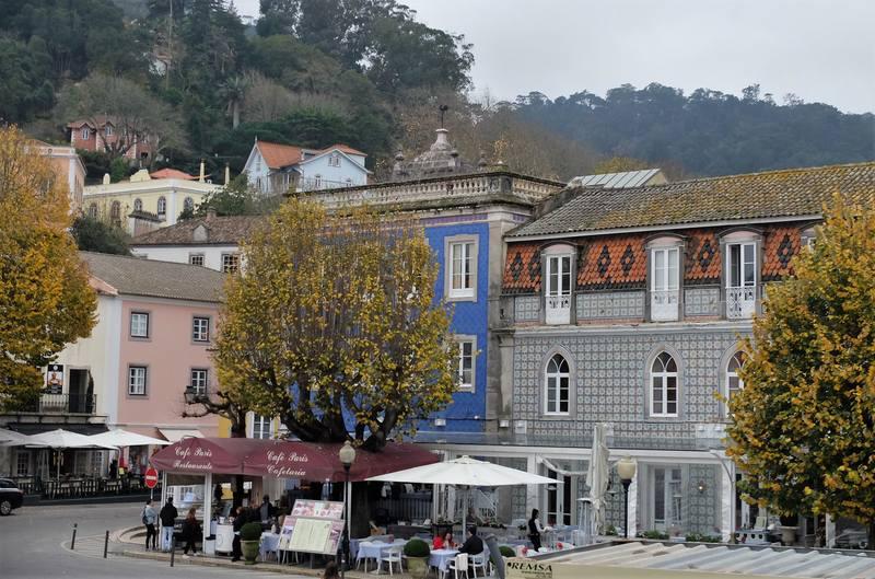 Синтра и Пена. Португалия