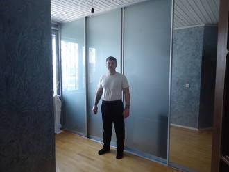 Система дверей купе для зонирования комнаты Стоимость 34000 ₽