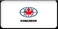Система дверей купе Komandor