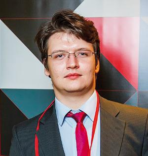 Евгений Меньщиков, руководитель направления САПР/ГИС, геодезическому и 3D-оборудованию по СФО и ДВ