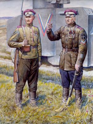 Drozdovcy 1919