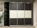 Виды шкафов купе, конструктивные особенности