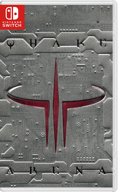 Quake III + II + I Switch NSP