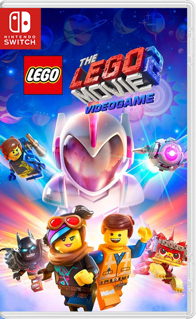 The LEGO Movie 2: Videogame Switch NSP