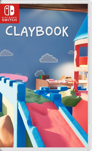 Resultado de imagem para Claybook switch