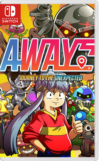 AWAY: Journey To The Unexpected Switch NSP