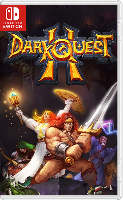 Dark Quest 2 Switch NSP