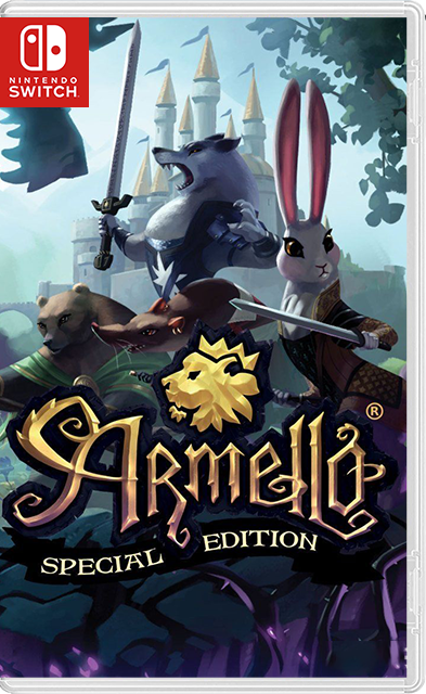 Armello: Complete Edition Switch NSP XCI NSZ