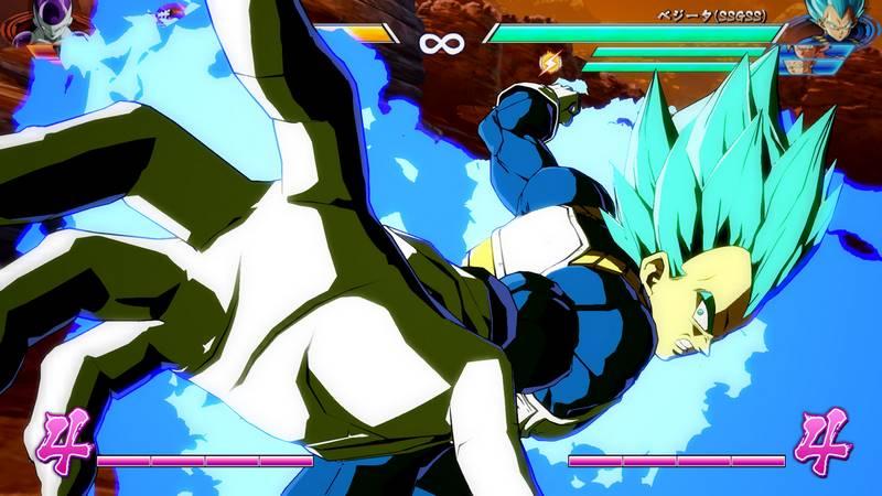 Скриншот DRAGON BALL FighterZ (v1.14) (2018) RePack R.G. Механики скачать торрент бесплатно