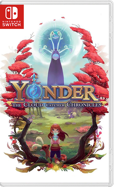 Yonder: The Cloud Catcher Chronicles Switch XCI NSP