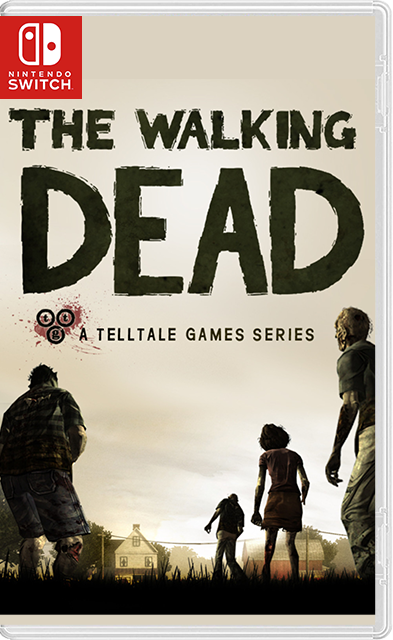 The Walking Dead The Complete First + Final Season (all episodes: 1-4) Switch NSP