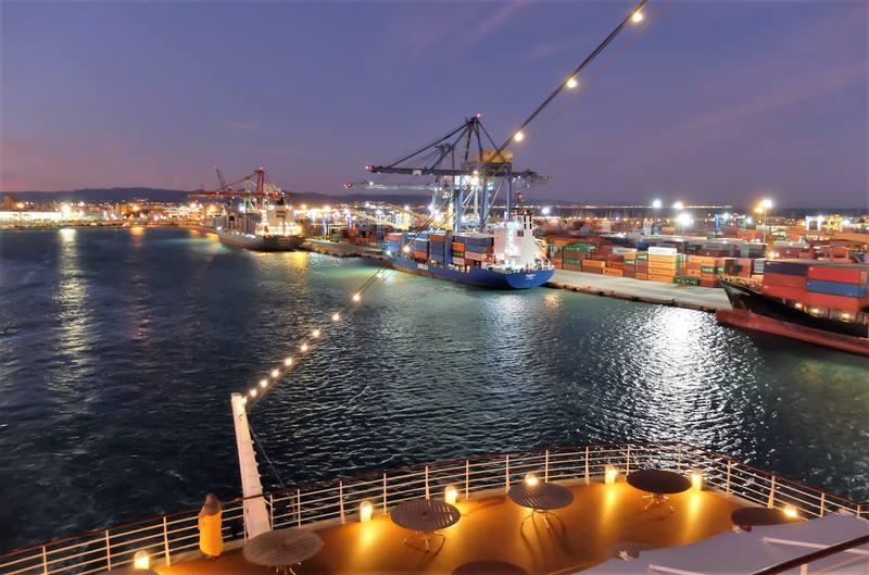 порт Валенсии