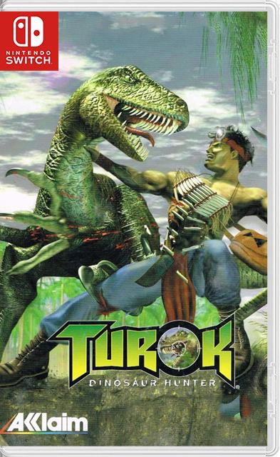 Turok Switch NSP