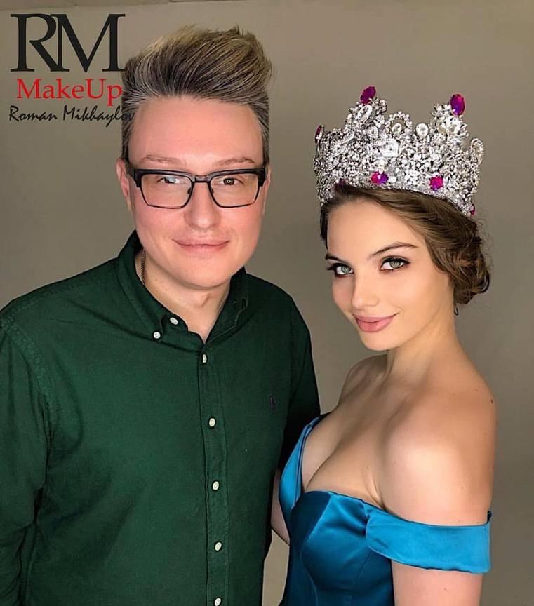 candidatas a miss russia 2019. final: 13 de abril. - Página 6 25849414