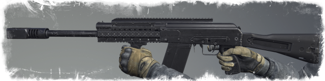 EFT Weapons Pack