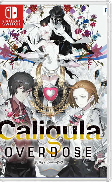 The Caligula Effect: Overdose Switch NSP