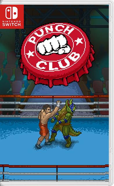 Punch Club Switch NSP