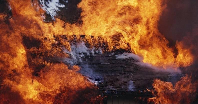 пожар в средней школе якутского села Сыдыбыл