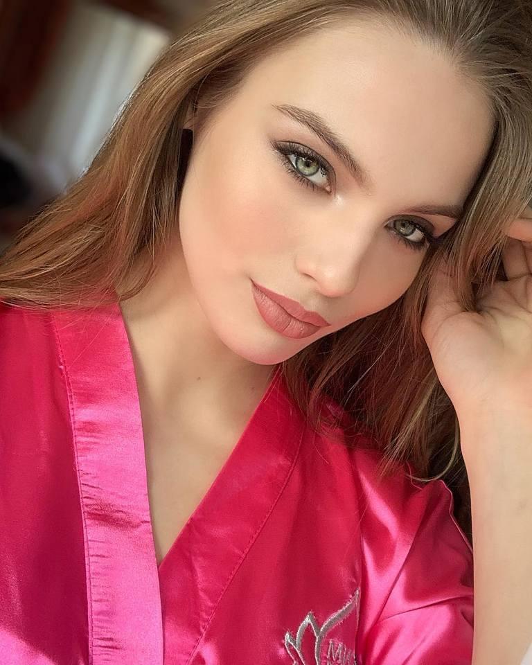 candidatas a miss russia 2019. final: 13 de abril. - Página 5 25915501
