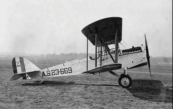 Бомбардировщик 11 DH-4B