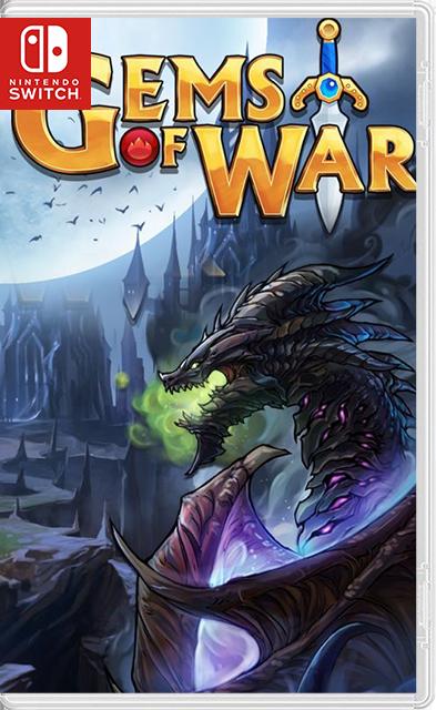 Gems of War Switch NSP XCI NSZ
